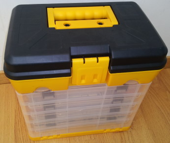 & LEGO EV3 Home Storage Case Label PDF Files